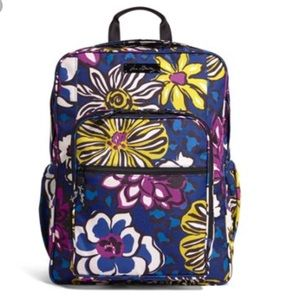 Vera Bradley Large Lighten Up Backpack NWOT